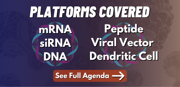 Image outlining the vaccine platforms covered